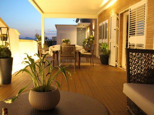 Reforma baños y terraza – Ático Cullera