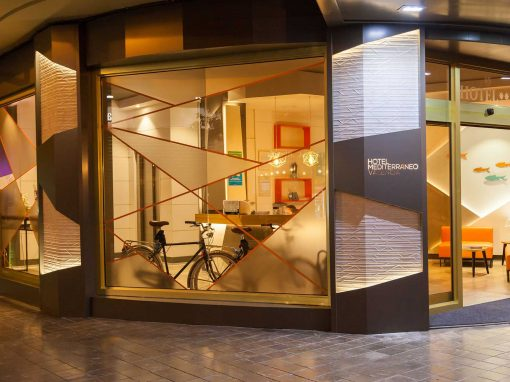 Hotel Mediterraneo – Valencia